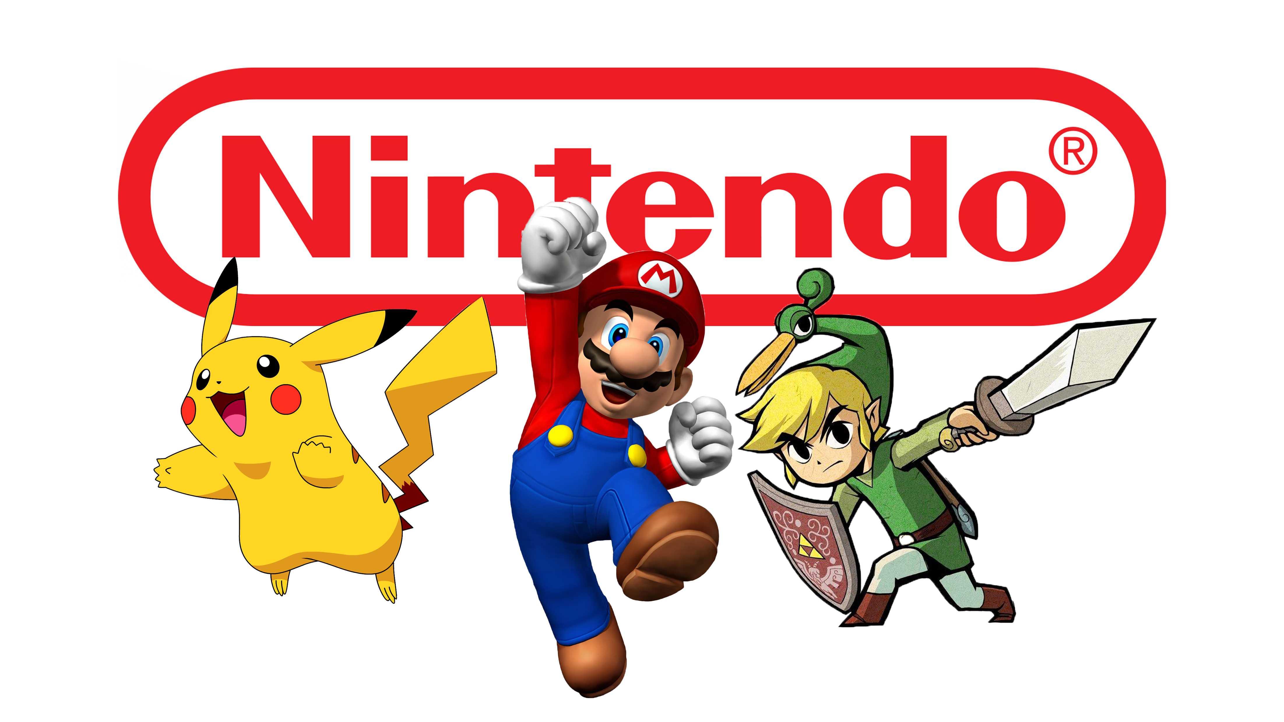 Super Mario Vs Pokemon Vs Zelda Netivist