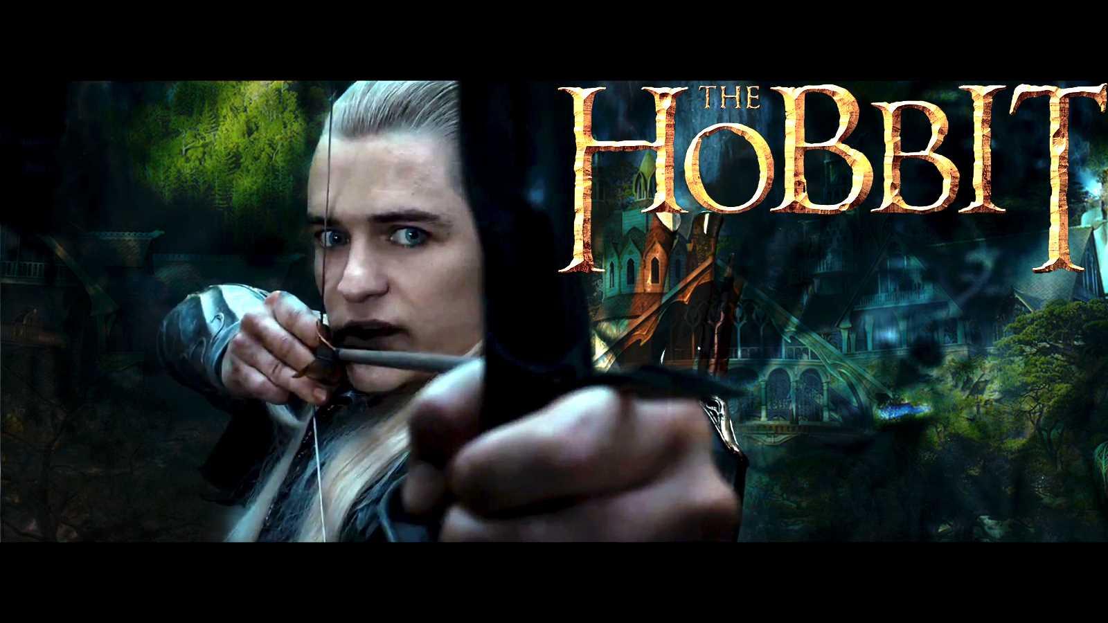 What about Legolas in The Hobbit? - netivist