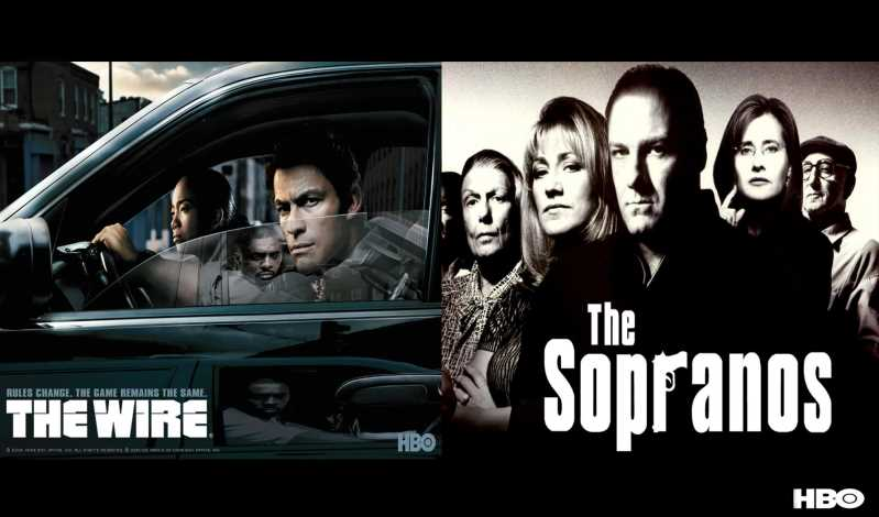 Which TV show do you prefer: The Sopranos or The Wire?