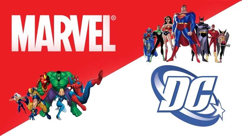 DC vs Marvel: best superhero universe? - netivist