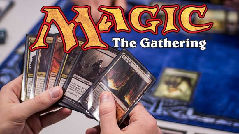magic the gathering rules