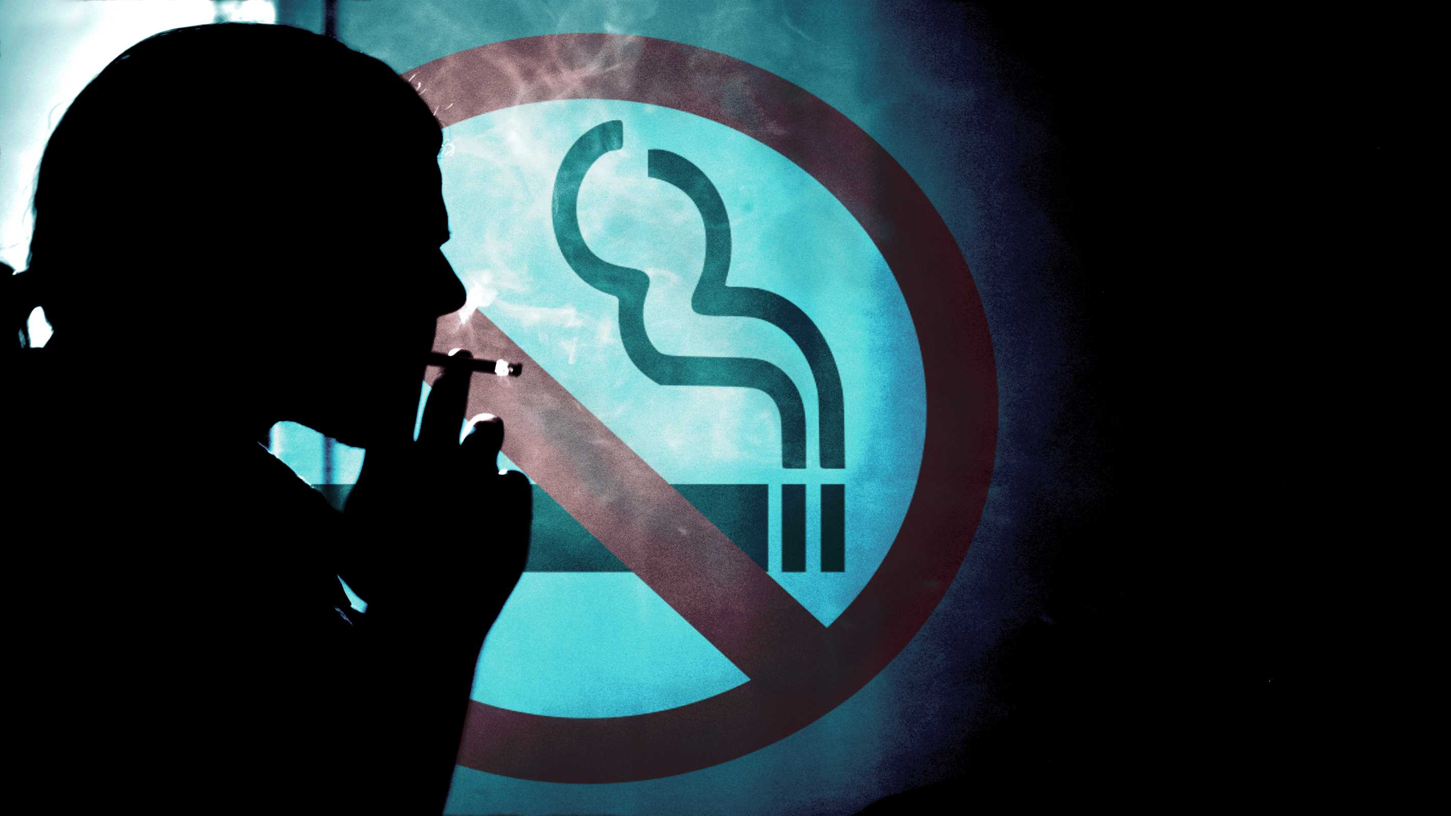 what are the advantages and disadvantages of banning smoking in public places