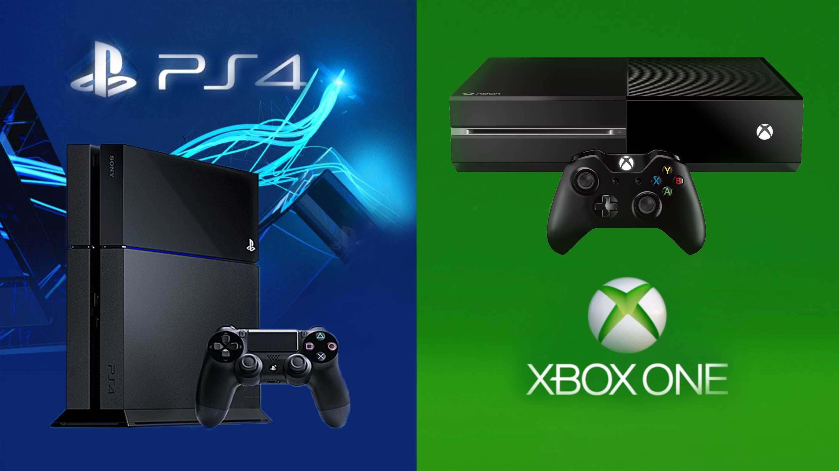 PlayStation 4 Vs Xbox One Best Gaming Console