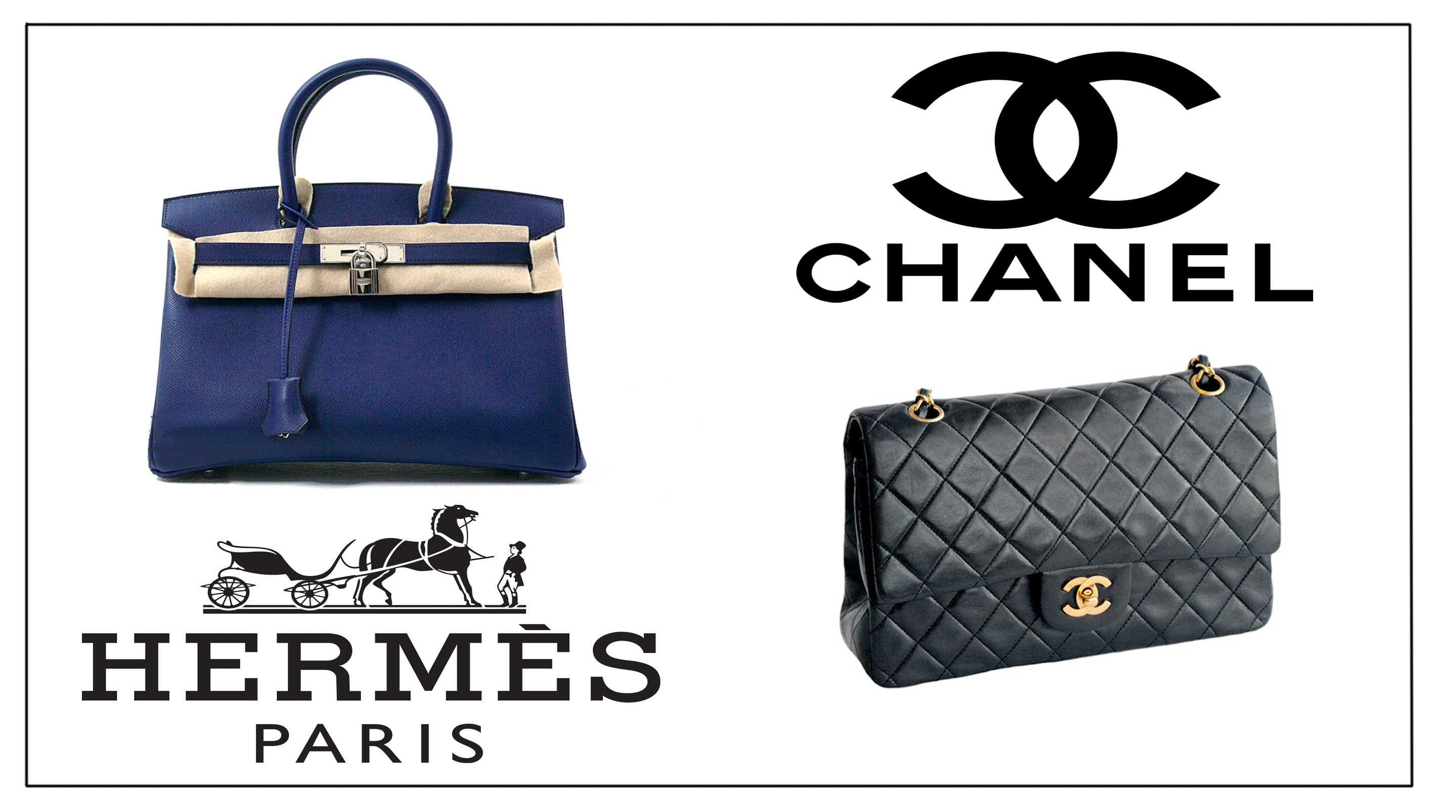 ae0f5ce981 Best designer handbags  Hermes  Birkin or Chanel 2.55  - netivist
