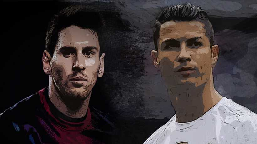 Best football player in the world: Messi vs Ronaldo