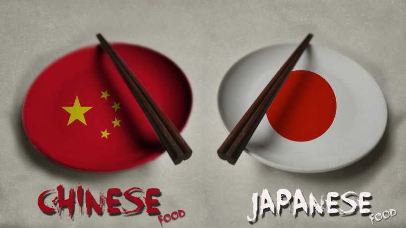 Chinese or Japanese cuisine?