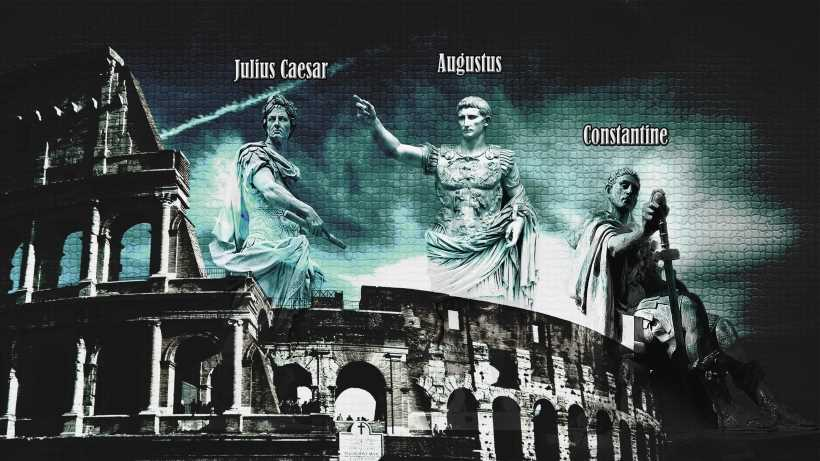 a characterization of iulius caesar the leader of the roman empire The tragedy of julius caesar william shakespeare the roman republic (509 bc-27c) the course of an empire: destruction leaders began recruiting their own armies it's not about the character, julius caesar.