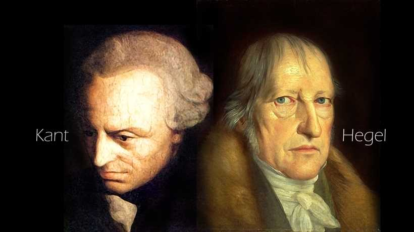 kant vs hegel
