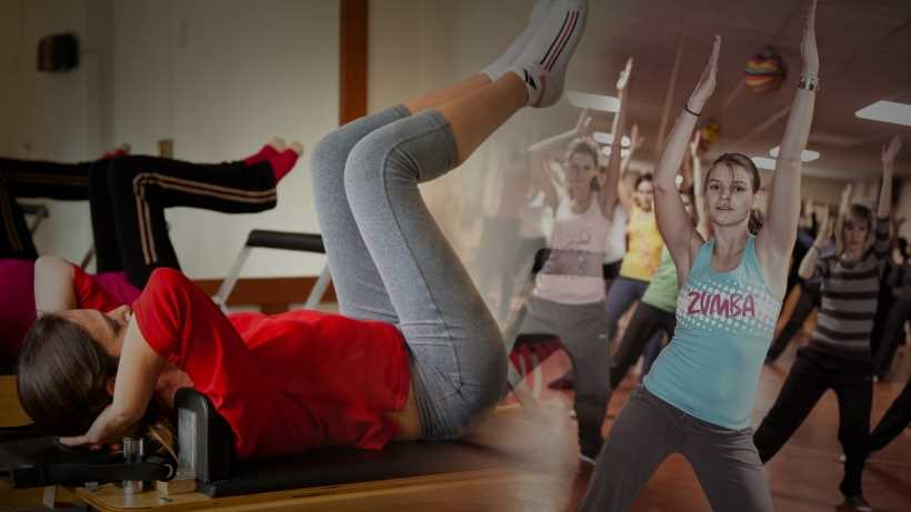 Pilates or Zumba: best fitness program