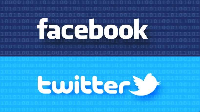Facebook and Twitter: time wasting websites?