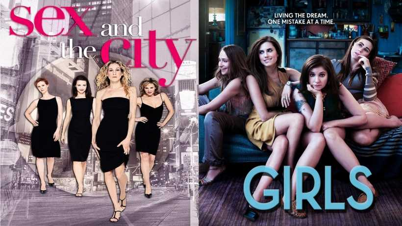 Is Girls as good as Sex and the City? Women series