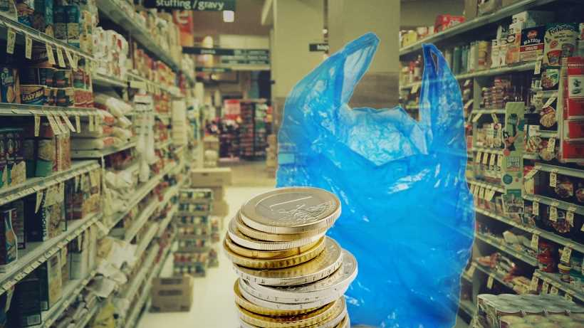 Plastic bags ban or tax in supermarkets?