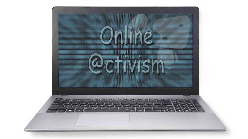 online activism pros and cons