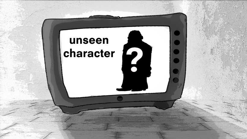 unseen character of the funniest tv shows