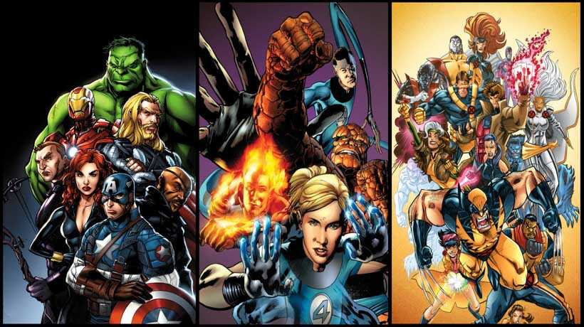 Best Superhero Teams Avengers