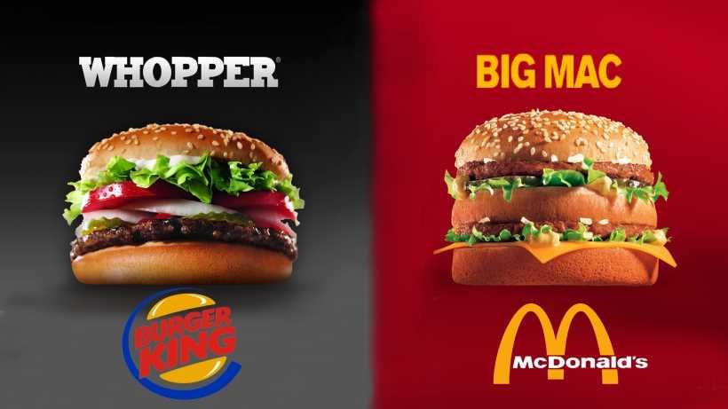 Comercial Fast Food Efffect Children S Habit