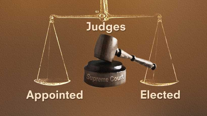 Should the Supreme Court justices be elected