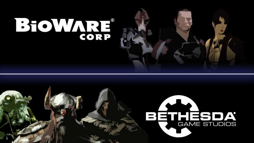 BioWare or Bethesda: which developer designs better RPGs? Debate and poll