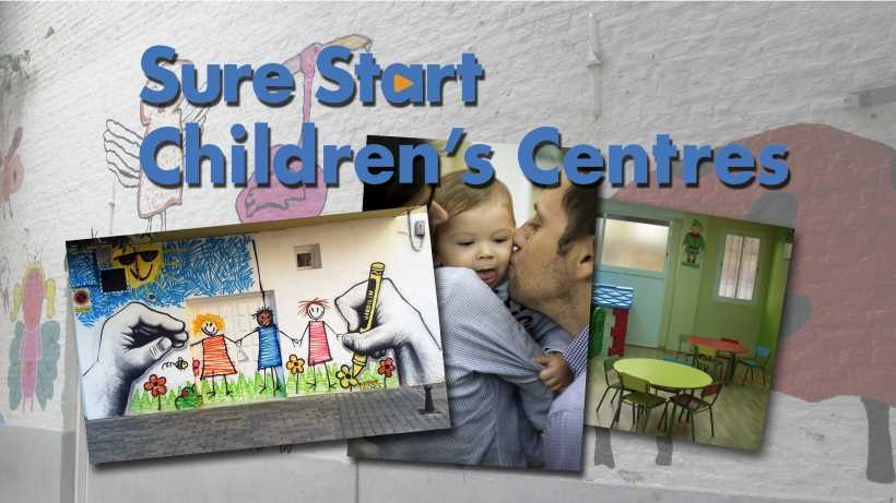 Petition: increase funding for Sure Start Children's Centres