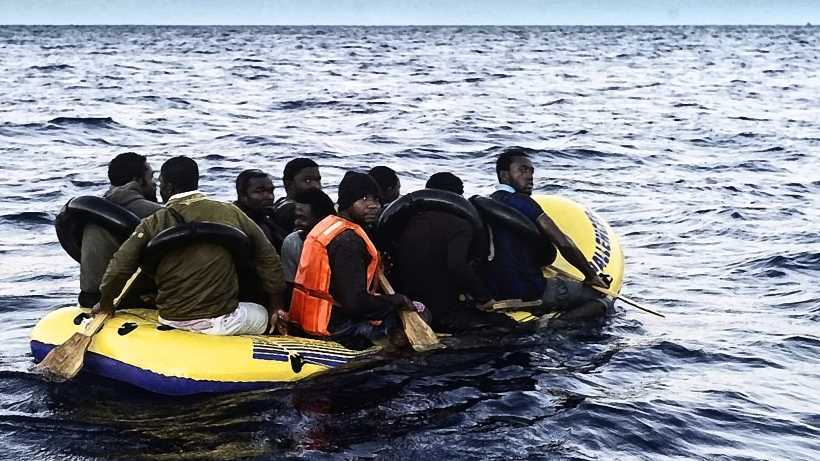 Petition to save migrants crossing the Mediterranean