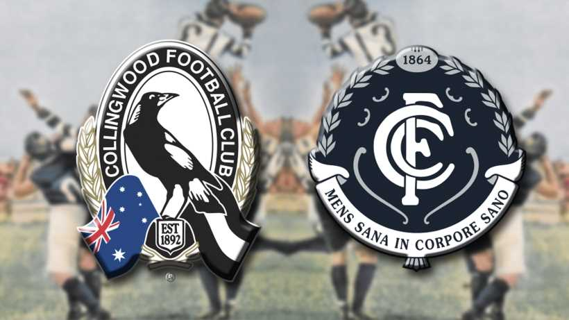 Collingwood vs Carlton