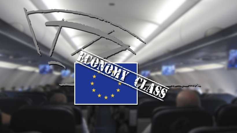Petition: Make public officials travel economy class