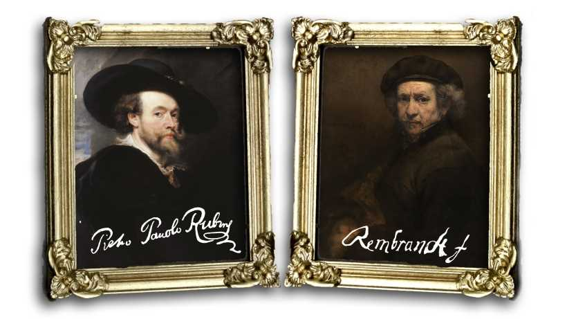 rembrandt rubens dutch and flemish baroque painters