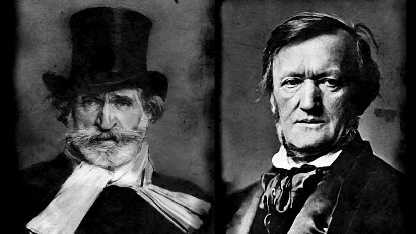 Verdi vs Wagner: famous opera composers duel