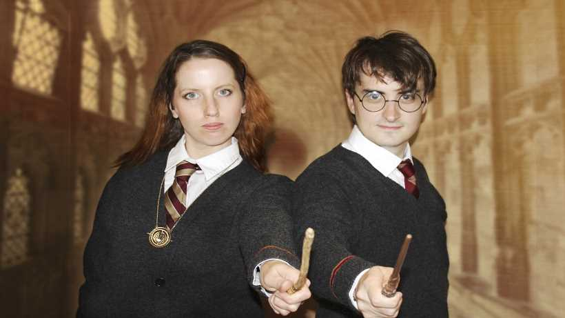 Harry Potter paraphernalia and cosplay: are fans going too far?