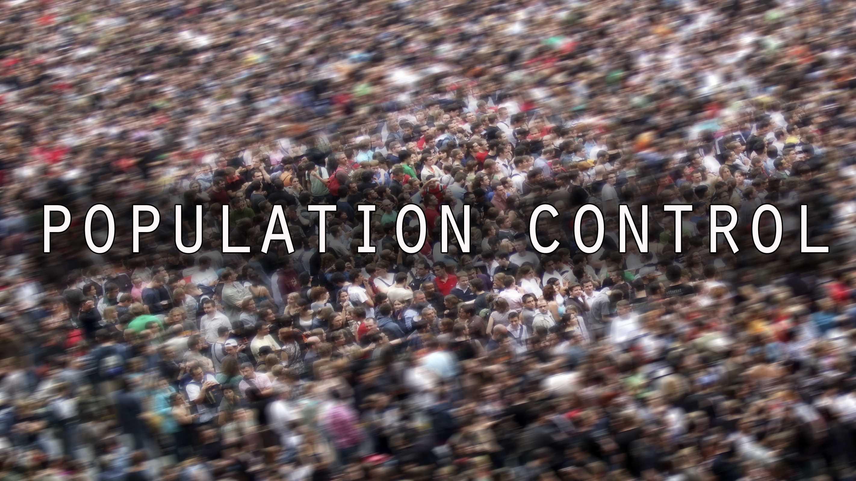 essay population control