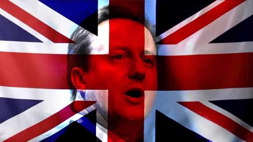 Future of the UK: a break up? David Cameron