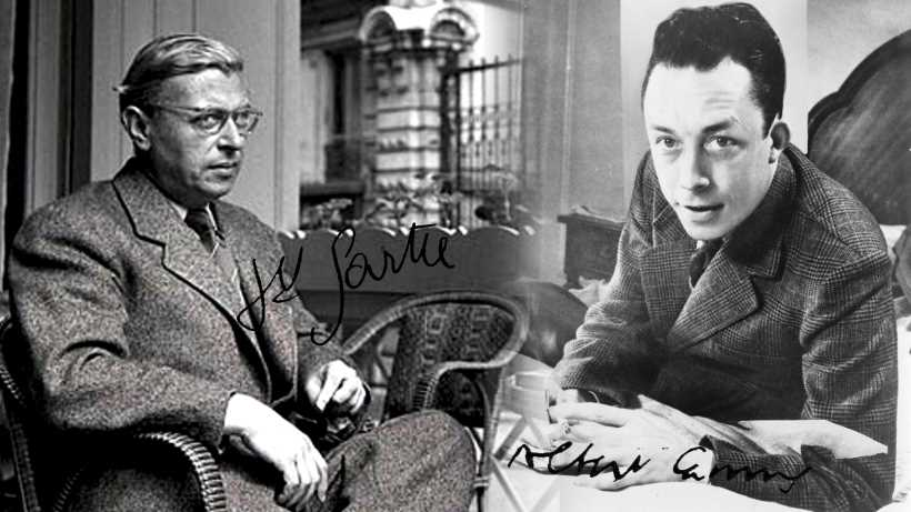 Sartre and Camus: French existentialist debate