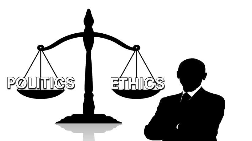 Ethics in politics: Does the lack of ethics In politics reflect our own lack of ethics?