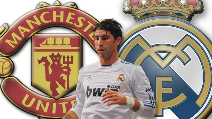 Sergio Ramos quedate en el Real Madrid. Stay at RM