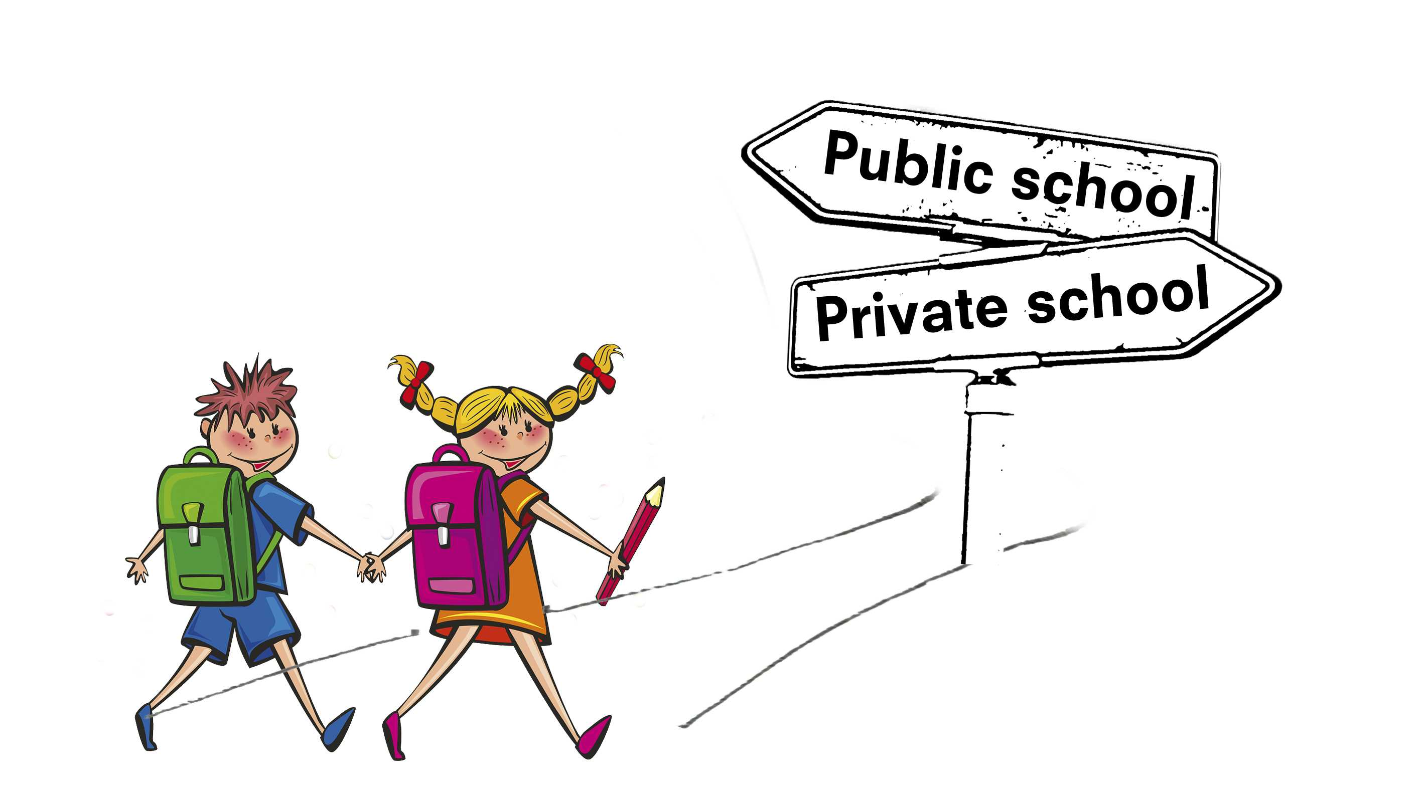 Private vs public schools: best education for your children