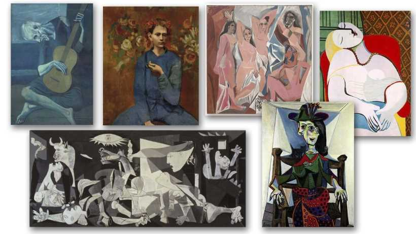 Best Picasso paintings