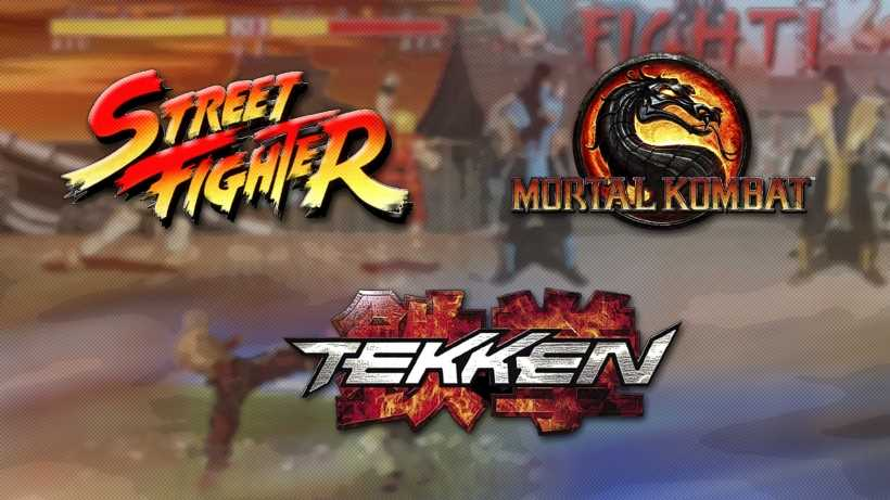 tekken vs street fighter vs mortal kombat