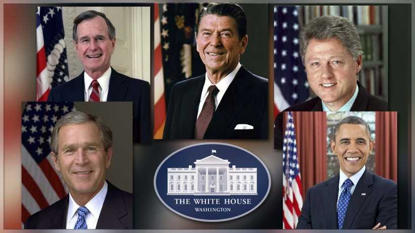 Image gallery reagan administration for Who is the most famous president of the united states