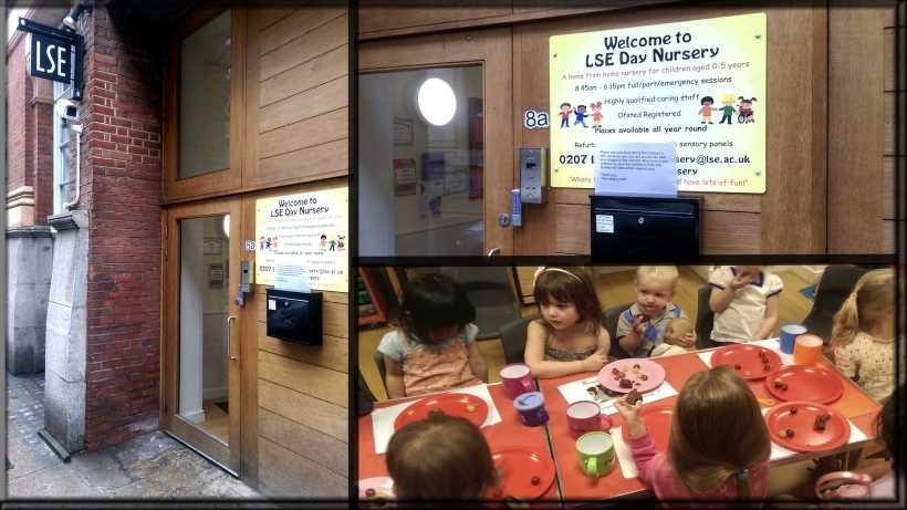 LSE nursery. Sign and share if you want to save the LSE nursery