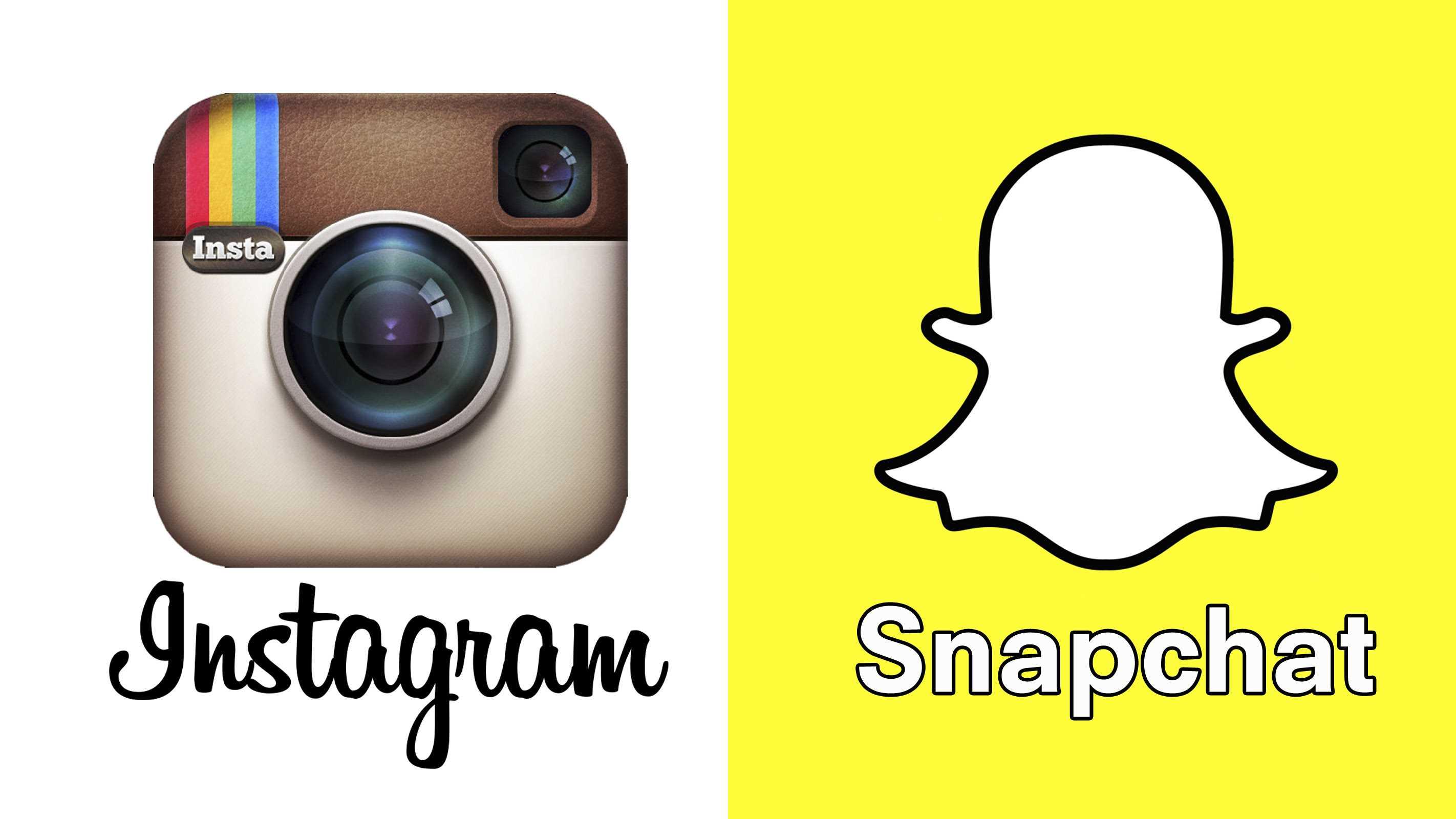 Instagram vs Snapchat: best photo sharing app? - netivist