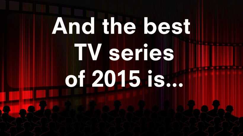 Top 10 TV series 2015