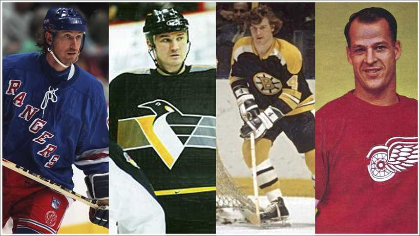 who is best hockey player ever