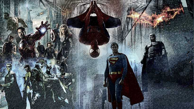 top superhero movies