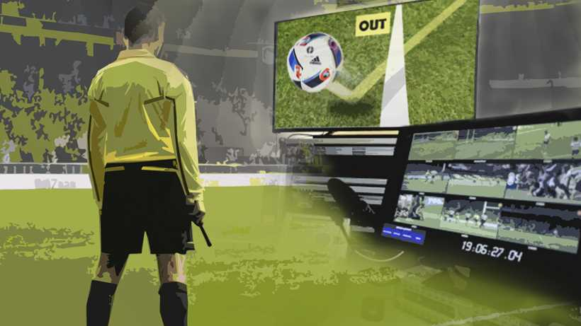 Rules and regulations of football video referee