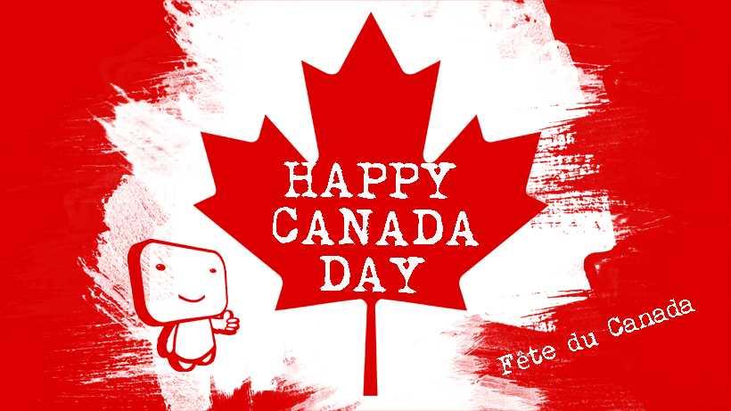 Thank You For Your Order >> Happy Canada Day. Joyeuse Fête du Canada! - netivist