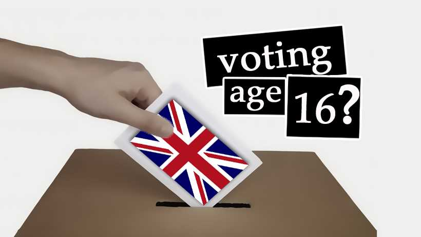 should the voting age be lowered to 16 debate