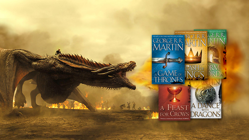 game of thrones books vs show